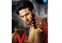 Sudheer Babu as fearless cop from V