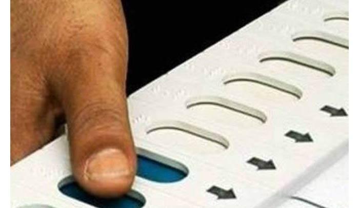 Stage set for voting in Telangana's Nagarjuna Sagar bypoll