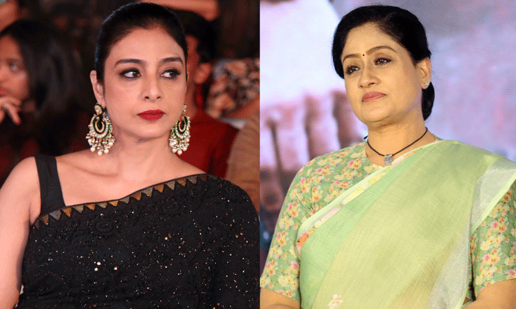 Shocking remunerations for Vijayashanthi and Tabu