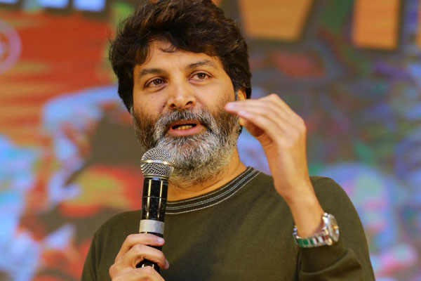 Trivikram upset with the Rumors