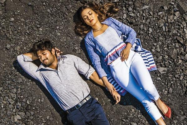 Vijay Devarakonda's Singareni Romance