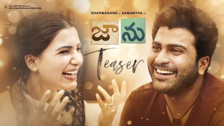 Jaanu Teaser: Romantic Tale