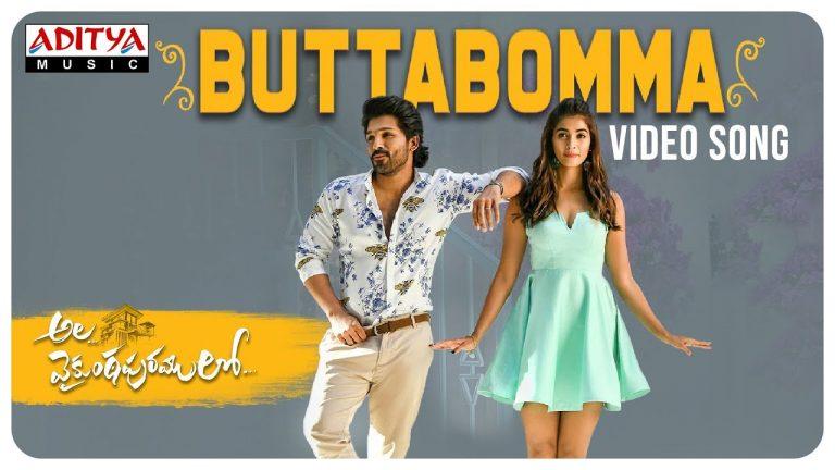 Butta Bomma Video Song Promo: Delightful Romance