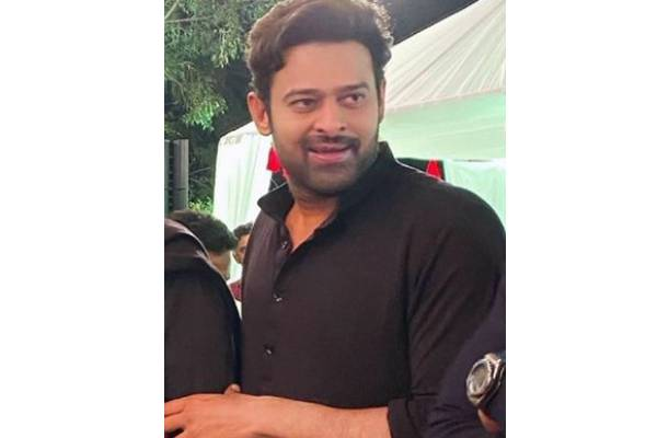Prabhas20 Release Date is Here