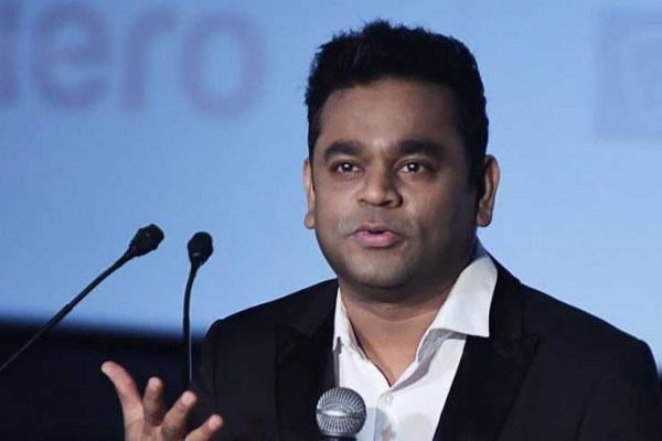 AR Rahman: I am politically illiterate by choice
