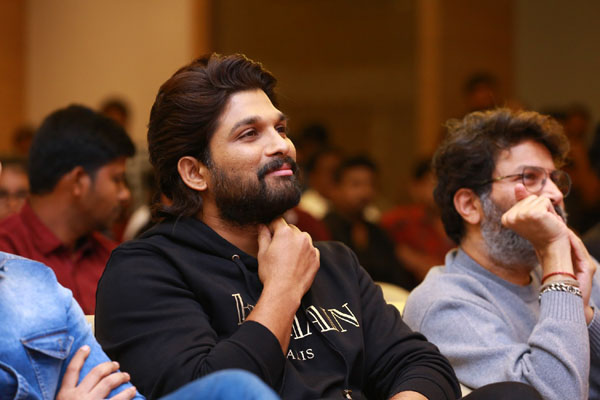 Allu Arjun's special interaction with NDTV