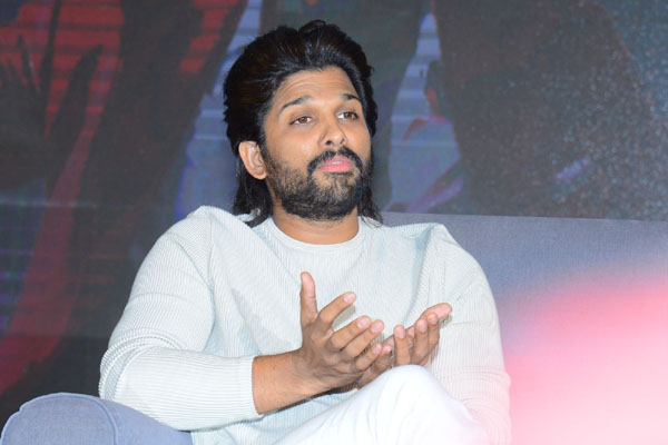 Allu Arjun's shelved project is very much on
