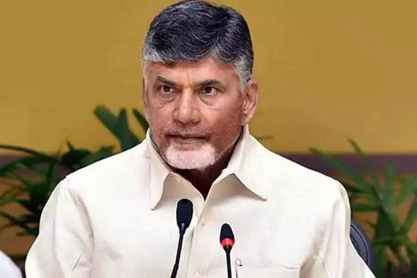Naidu writes letter to DGP on breakdown of law & order in AP
