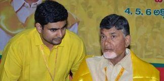 Is there a life threat to Naidu and Lokesh