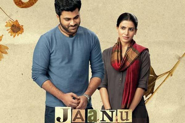 Queen of Overseas ' Samantha ' back as Jaanu