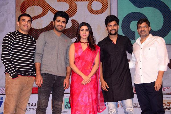 Jaanu Pre-Release Event