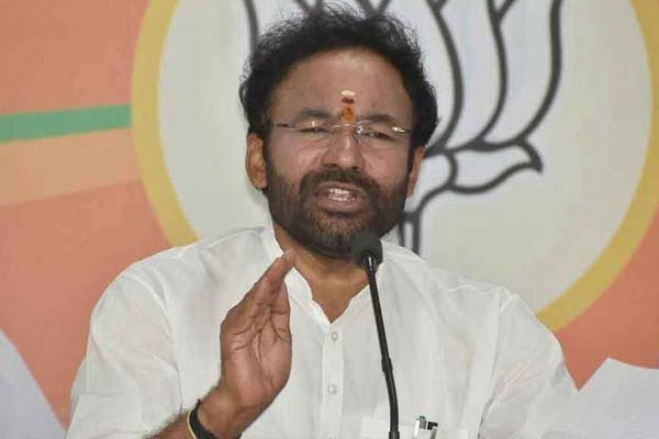 Centre will step into Amaravati issue at an appropriate time: Kishan Reddy