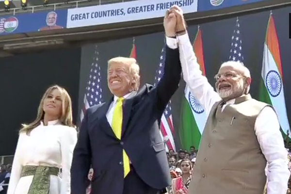 Why 'Namaste Trump' is much more than plain optics