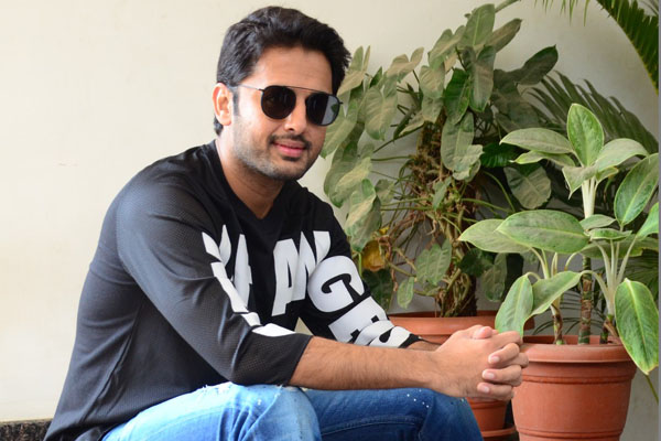 Nithiin gives his nod for his Next