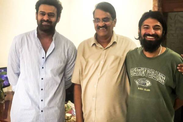 Prabhas – Nag Ashwin's Film: A Beautiful Tale
