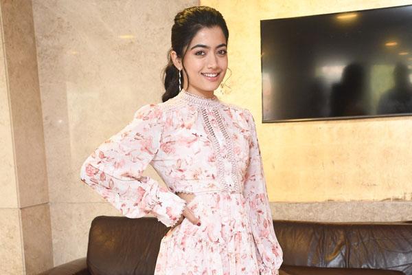 Rashmika Mandanna to romance Nani?