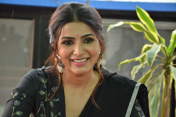 Samantha in talks for a realty show