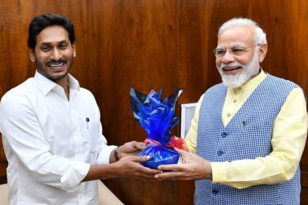 AP BJP fighting with YCP but Modi-Shah friendly with Jagan