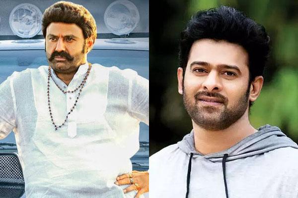 Twitterites want Balayya and Prabhas