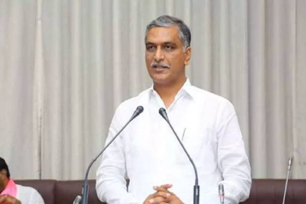 Harish Rao tests Covid19 positive