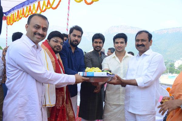 Nikhil's Karthikeya 2 Movie Launch