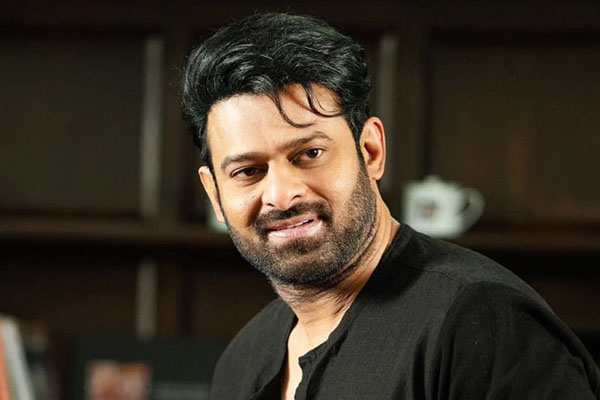 Prabhas to set up an archery range at home