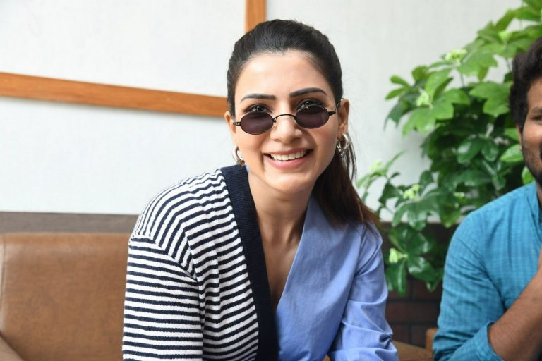 Samantha commences the shoot of her next film