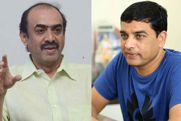 Suresh Babu and Dil Raju all set for OTT Debut?