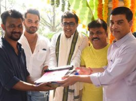 Vishwak Sen Paagal Launched