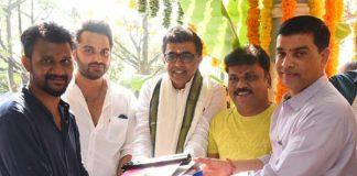 Vishwak Sen Paagal Launched