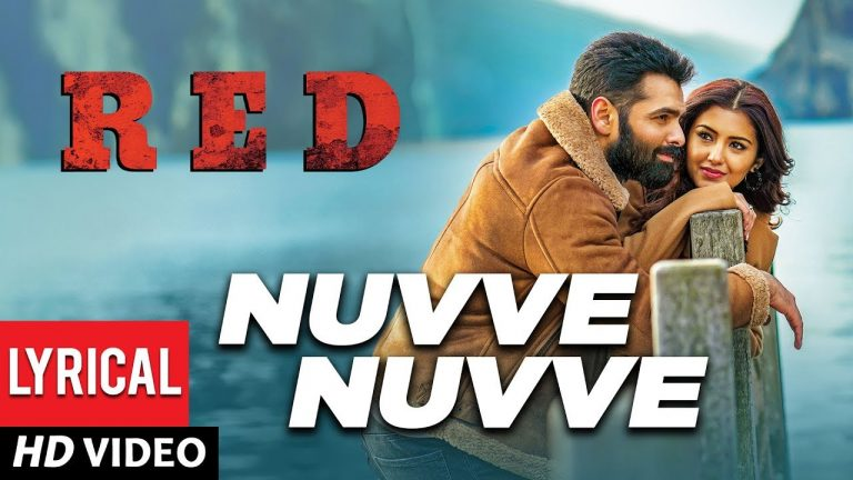 Nuvve Nuvve Lyrical from RED: A Romantic Melody
