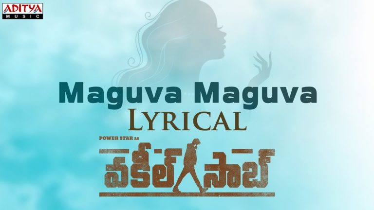 Maguva Maguva from Vakeel Saab: A perfect tribute for Women