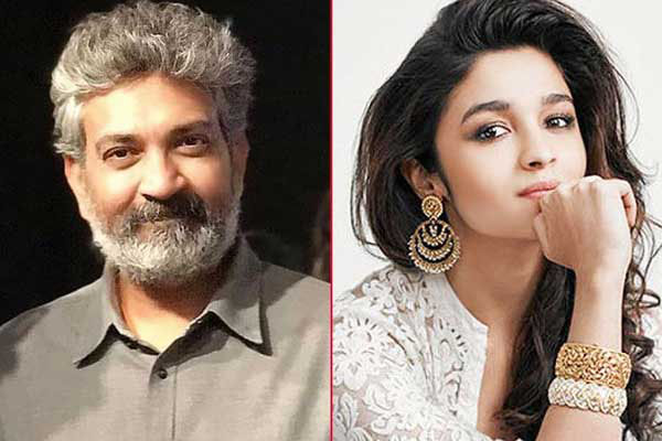 Rajamouli in hunt for a replacement for Alia Bhatt?