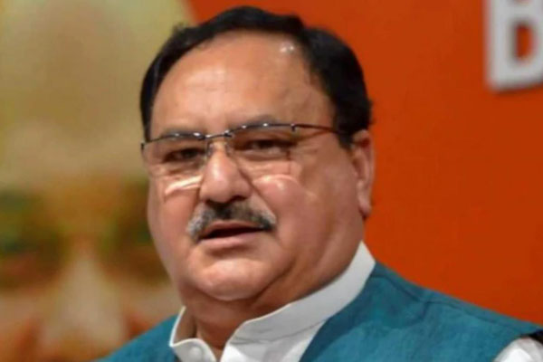 Your time has come to step down: Nadda to KCR