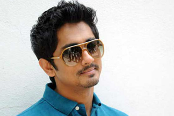 Official: Siddharth to make his comeback to Tollywood