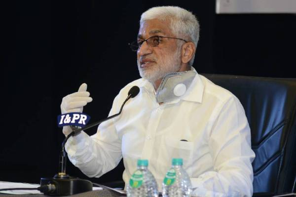 Vijay Sai tells Modi: TDP plotted AP temple attacks