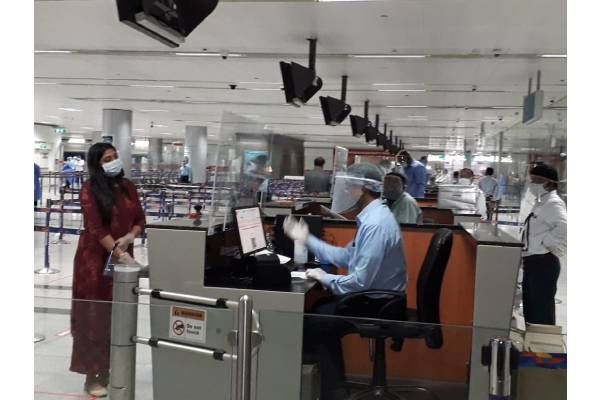 AI flight from Kuwait with 163 evacuees lands in Hyderabad