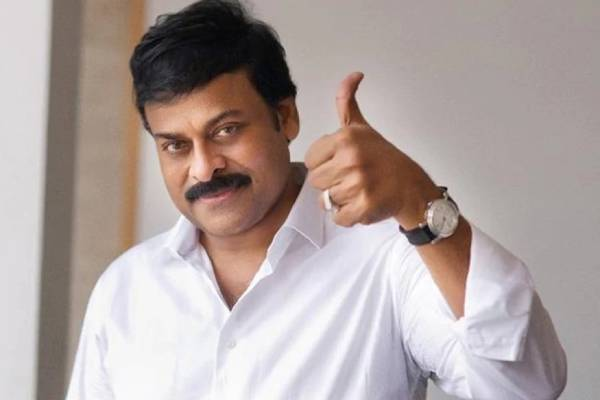 Chiranjeevi tested Coronavirus positive because of a faulty RT PCR Kit