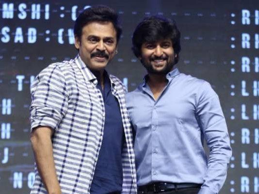 Exclusive Venkatesh and Nani to team up