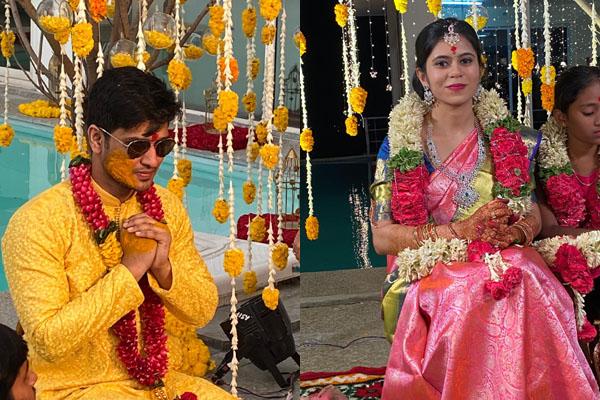 Nikhil's Haldi Ceremony