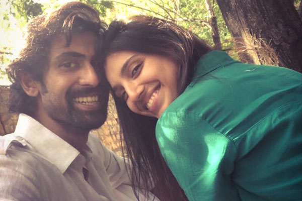 Rana Daggubati and Miheeka getting Engaged