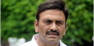 YSRCP MP Raju Ramakrishna