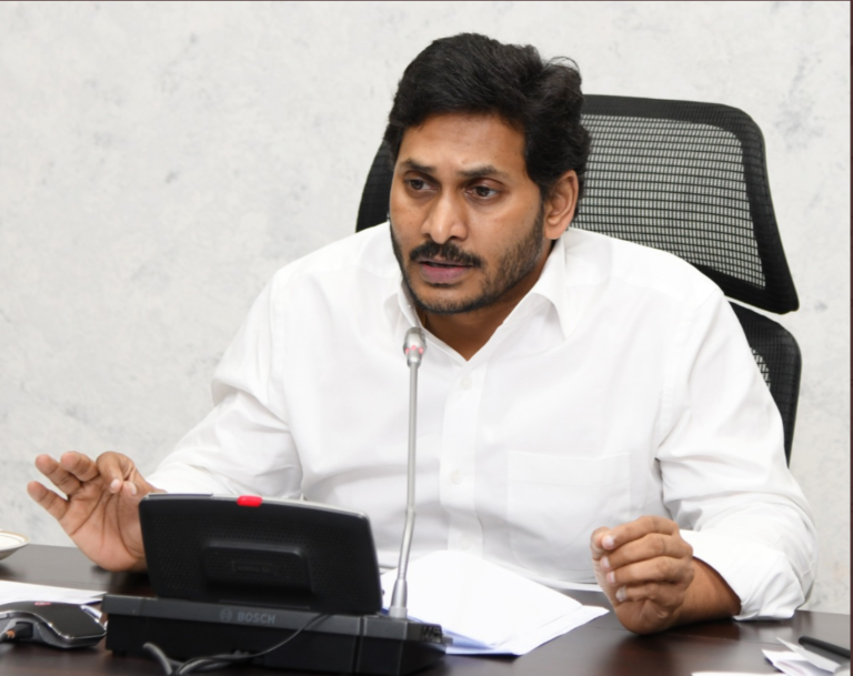 Jagan desperately using caste to crush Amaravati