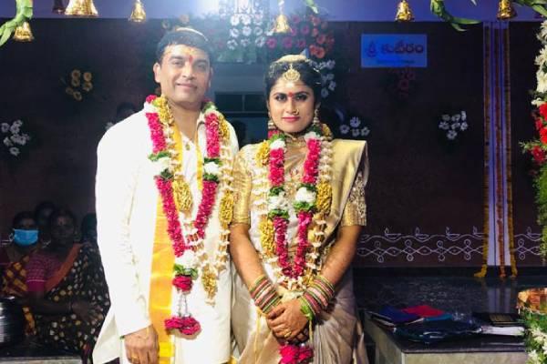 Dil Raju renames his wife