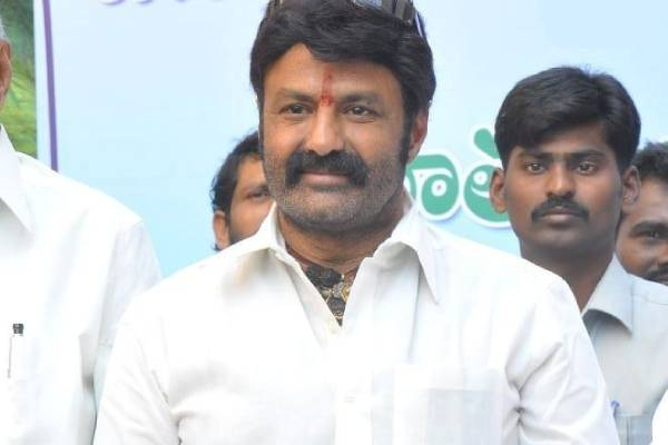 Balakrishna digs more on resuming the shoots