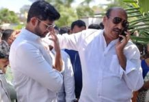 JC Prabhakar Reddy, Asmith Reddy shifted to Kadapa jail