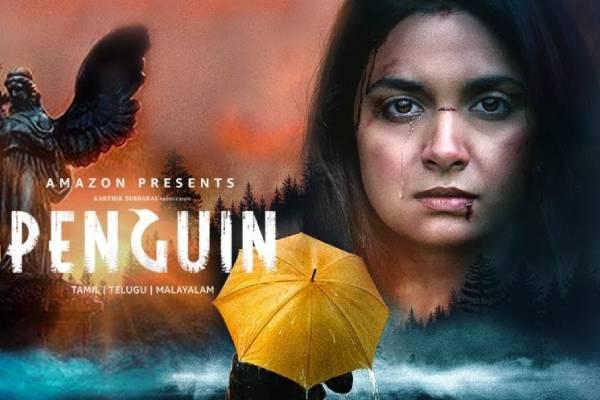 Keerthy Suresh's Penguin Review: Half baked Thriller