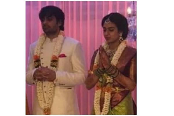 Saaho fame Sujeeth gets Engaged