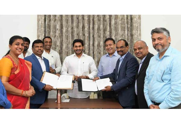 AP govt signs Bhogapuram airport deal with GMR
