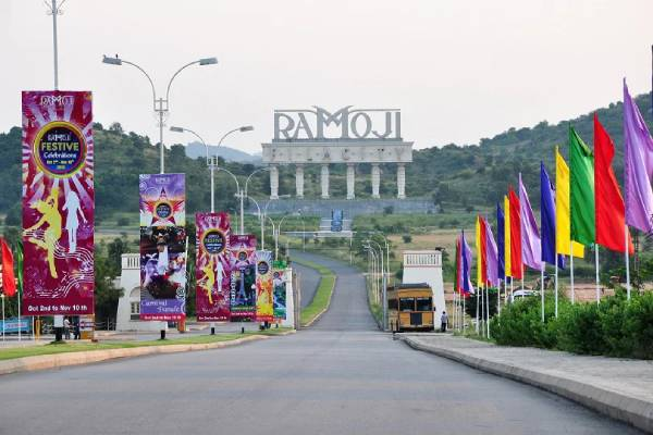 Real facts about Ramoji Film City lease story